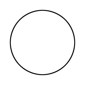 les trois figures m re de la g om trie cercle triangle et carr. Black Bedroom Furniture Sets. Home Design Ideas
